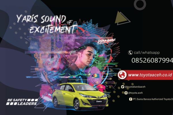 Milennials Toyota Yaris Sound of Excitement Video Competition