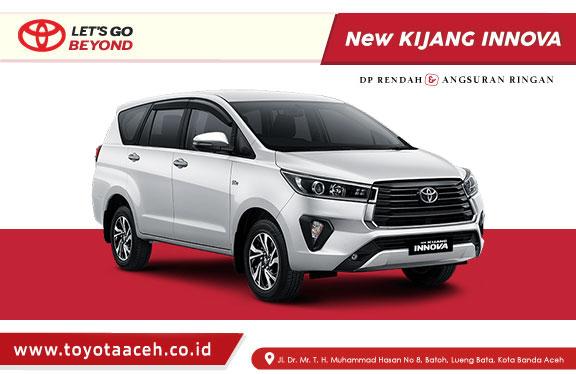 All New Kijang Innova